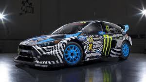 hoonigan mustang suspension this is ken block u0027s new rallycross car top gear