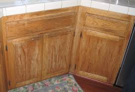How To Fix Kitchen Cabinets by How To Repair Water Damaged Kitchen Cabinets Endearing How To