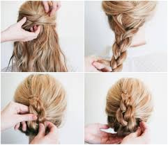 easy hairstyles not braids 12 cute hairstyle ideas for medium length hair