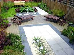 patio ideas by keeping a small garden for their daily dose of
