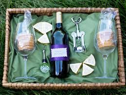 Wine And Cheese Gifts 10 Ways To Gift Wine Without A Bag Hgtv U0027s Decorating U0026 Design