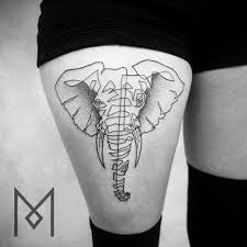 tattoo animal line one continuous line tattoos by iranian german artist mo ganji