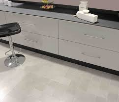 White Laminate Floor Tiles High Gloss White Oak With Silver Strip Laminate Flooring D4187