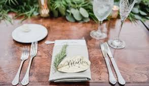 8 creative wedding place card ideas weddingwire