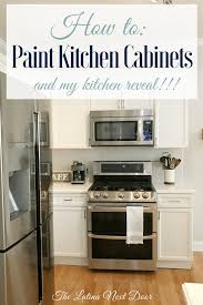 kitchen cabinets in my area how to paint kitchen cabinets the latina next door