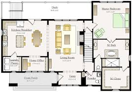 Contemporary Floor Plan Architectures Simple Floor Plan House Plans On Dream Loversiq