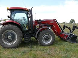 case ih maxxum 125 with loader what to look for when buying