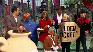 halloween costumes for 4 people watch local 4 today team unveils their 2016 halloween costumes