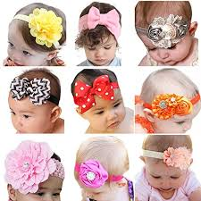 newborn hair bows roewell baby s headbands girl s hair bows hair