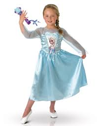 elsa costume classic frozen elsa costume with microphone kids costumes and