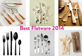 best modern gold and copper flatware apartment therapy