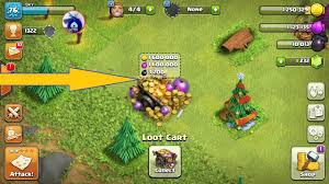 coc layout builder th8 maximum loot cart collection th8 first visit to builder base clash