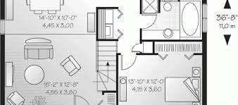 Modern Single Storey House Plans Modern Single Story House Plans