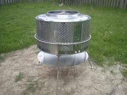 Making Fire Pit From Washer Tub - show me your fire pits singletrack forum