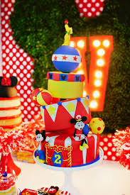 dazzling mickey u0026 minnie circus birthday party hostess with the