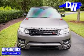 land rover gray land rover u2014 dreamworks motorsports