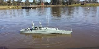Radio Controlled Model Boat Plans Man 3d Prints Huge 5 1 2 Foot Long Rc Armidale Class Patrol Boat