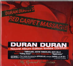 duran duran red carpet massacre records lps vinyl and cds