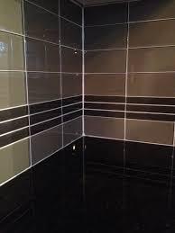 kitchen backsplash main color color wave glass silver mink 3x6