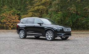volvo jeep 2006 2017 volvo xc90 pictures photo gallery car and driver