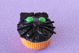 Halloween Cat Cake by Black Cat Cupcake Love From The Oven