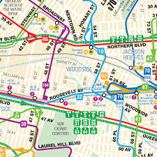 Q18 Bus Map Real Estate Agents In Queens Ny Queens Real Estate Agents Real