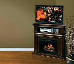 Corner Electric Fireplace Tv Stand Corner Electric Fireplaces Home Depot U2013 Breker