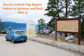 Trip Generation Spreadsheet Trip Report Kelowna And Back Part 2 U2013 Kootenay Ev Family