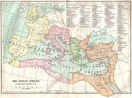 Roman World Map by Mavia U0027s Revolt An Arab Warrior Queen And The Roman Desert