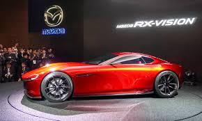 mazda rx suv 2015 tokyo motor show mazda rx vision autonxt