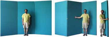 Folding Room Divider by Folding Room Dividers Room Partitions Folding Screens