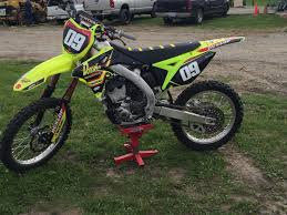 motocross street bike kyb a kit suspension for sale bazaar motocross forums