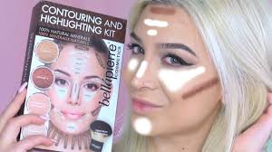 bellapierre cosmetics face contouring and highlighting mineral