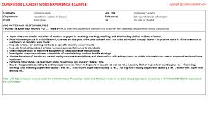 Meat Cutter Job Description Resume by Laundry Worker Cover Letter