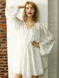 white v original neck limited edition the most classic lace