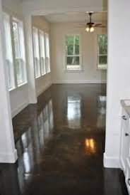 Epoxy Paint For Basement Floor by Painting Concrete Floor With Self Leveling Epoxy Coating Future