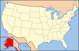 us map alaska alaska alaska state maps usa maps of alaska ak united