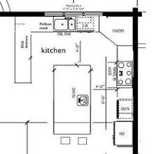 Small Kitchen With Island Ideas 20 Popular Kitchen Layout Design Ideas Layouts Decorating And