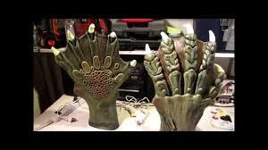 Creature Black Lagoon Halloween Costume Creature Black Lagoon Costume Build Hands Feet
