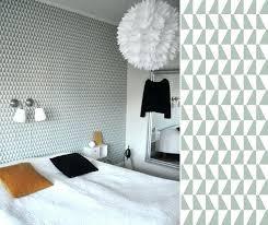 deco tapisserie chambre deco tapisserie chambre deco decoration tendance chambre papier
