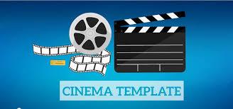 cinema presentation template sharetemplates