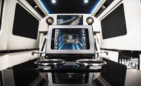 luxury mercedes van customize your coach with our bespoke builder