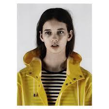 Yellow Raincoat Girl Meme - stutterheim raincoat opal yellow imgur