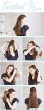 Long Hairstyles Easy Updos by 14 Stunning Diy Hairstyles For Long Hair Easy Diy Hairstyles