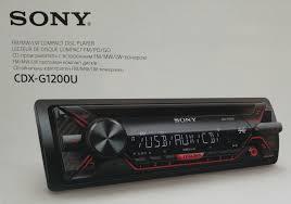 Mediamarkt Bad Kreuznach Sony Cdx G 1200 U Car Tuner Mp3 Autoradio Ebay