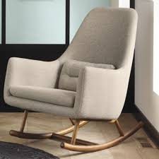 Upholstered Rocking Chairs For Nursery Comfortable Rocking Chairs For Nursery Pictures 3 Image Of