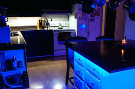 Battery Lights For Under Kitchen Cabinets Led Strip Lighting Kitchen U2013 The Union Co