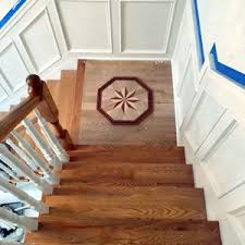 made floor medallion staten island wood flooring