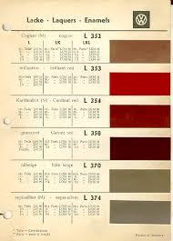 thesamba com ghia view topic ghia colour 354 cardinal red