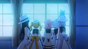 wish upon the pleiades cosplay spoilers houkago no pleiades episode 1 discussion anime